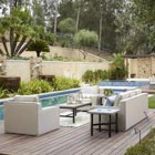 Capistrano outdoor seating area