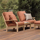 Cape lounge chairs